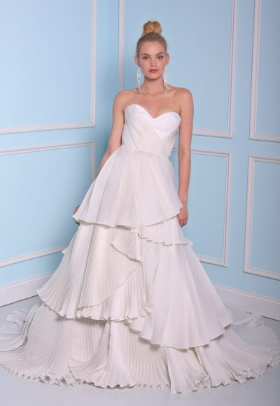 A-Line Wedding Dress by Christian Siriano