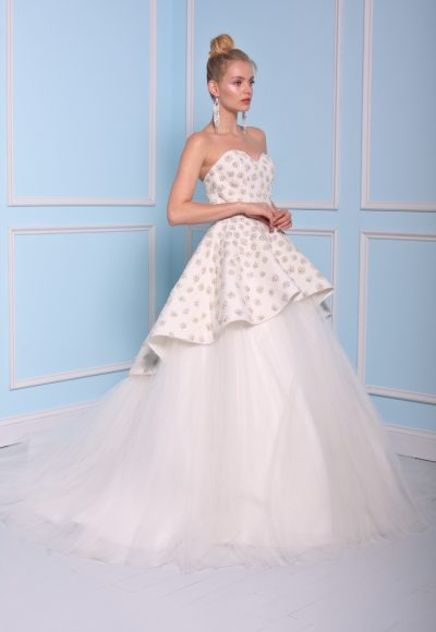 Ball Gown Wedding Dress by Christian Siriano