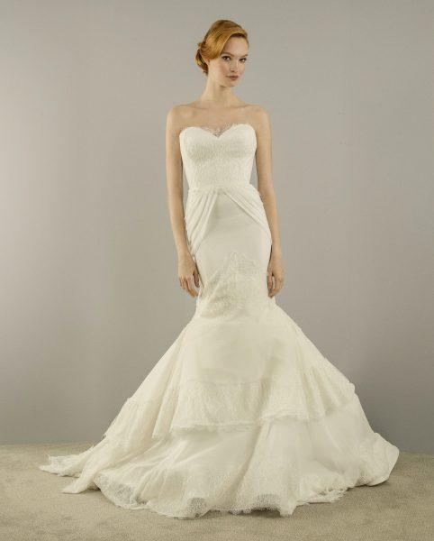Mermaid Wedding Dress by Christian Siriano - Image 1