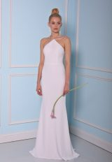 Sheath Wedding Dress by Christian Siriano - Image 1