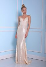 Sheath Wedding Dress by Christian Siriano - Image 1