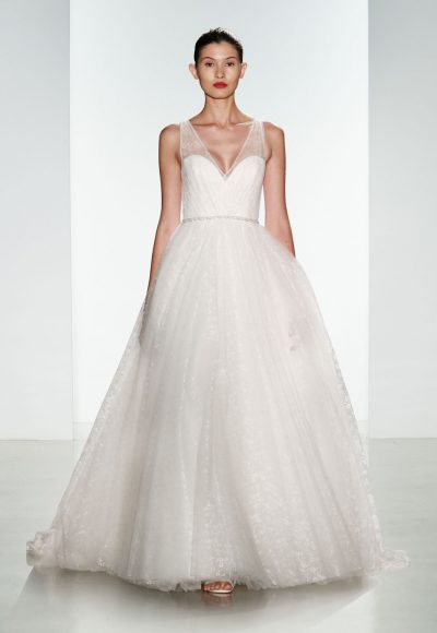 Ball Gown Wedding Dress by Christos