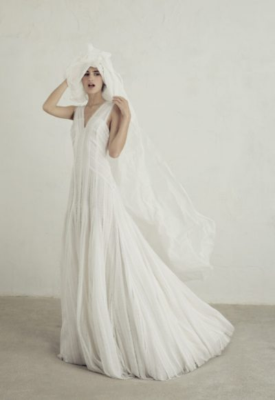A-Line Wedding Dress by Cortana