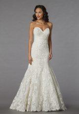 Mermaid Wedding Dress by Danielle Caprese - Image 1