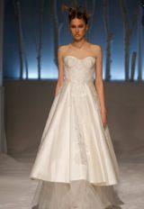 A-Line Wedding Dress by David Fielden - Image 1