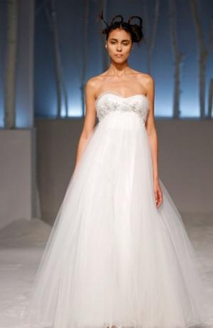 Ball Gown Wedding Dress By David Fielden Image 1