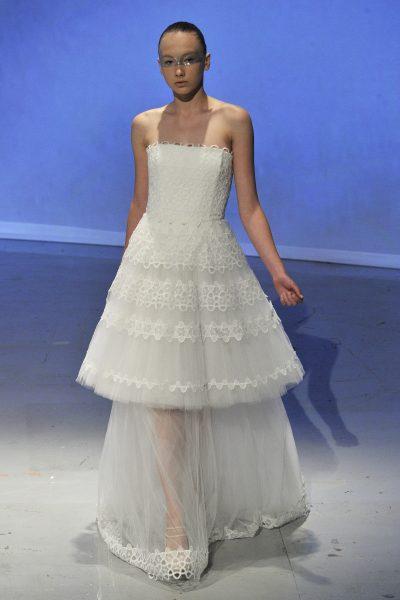 Tea Length Wedding Gowns