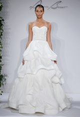 Dennis Basso Ball Gown Wedding Dress by Dennis Basso Couture - Image 1