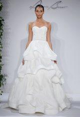Dennis Basso Ball Gown Wedding Dress - Image 1