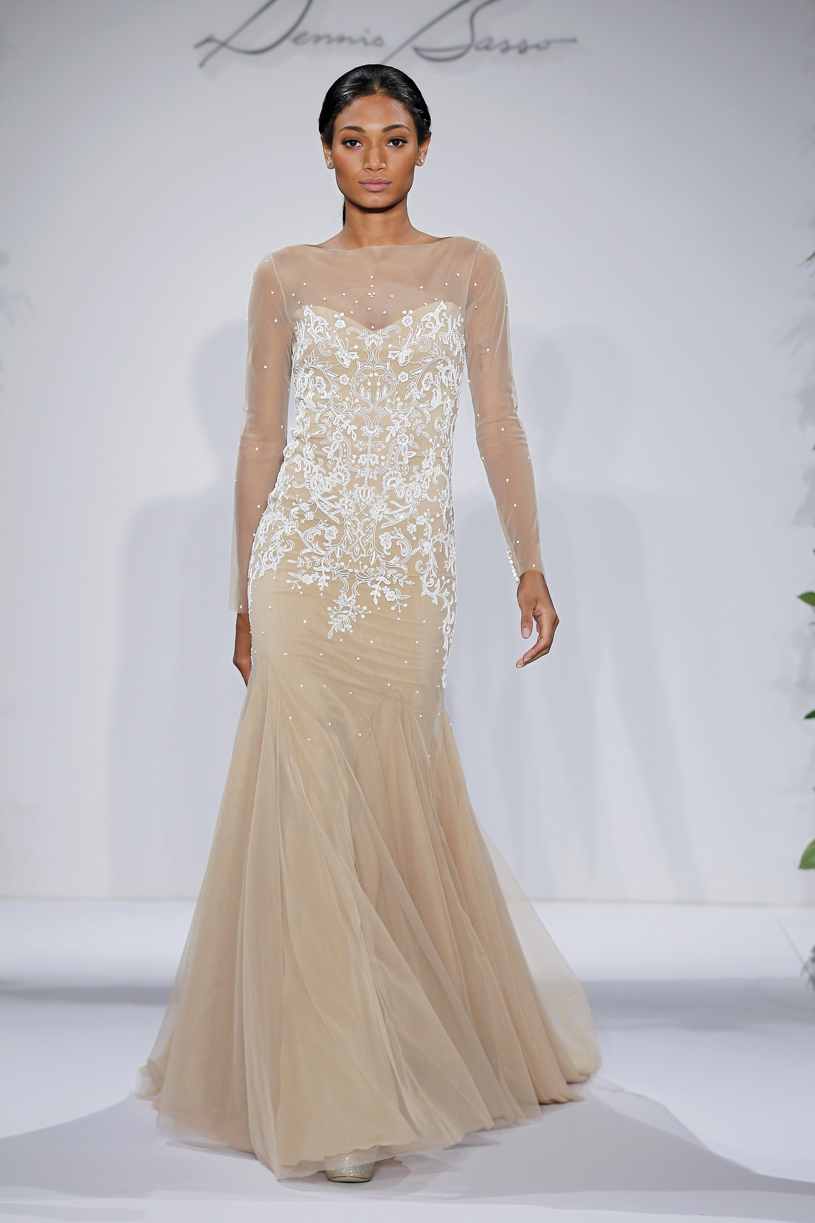 Kim Cattrall Wedding Dress Dresses Dennis Bo