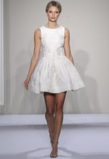 Dennis Basso Short Wedding Dress by Dennis Basso Couture - Image 1