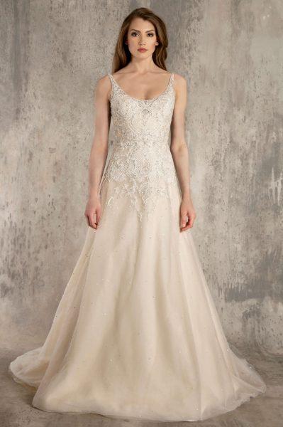 A-Line Wedding Dress | Kleinfeld Bridal