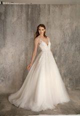 A-Line Wedding Dress by Enaura Bridal - Image 1