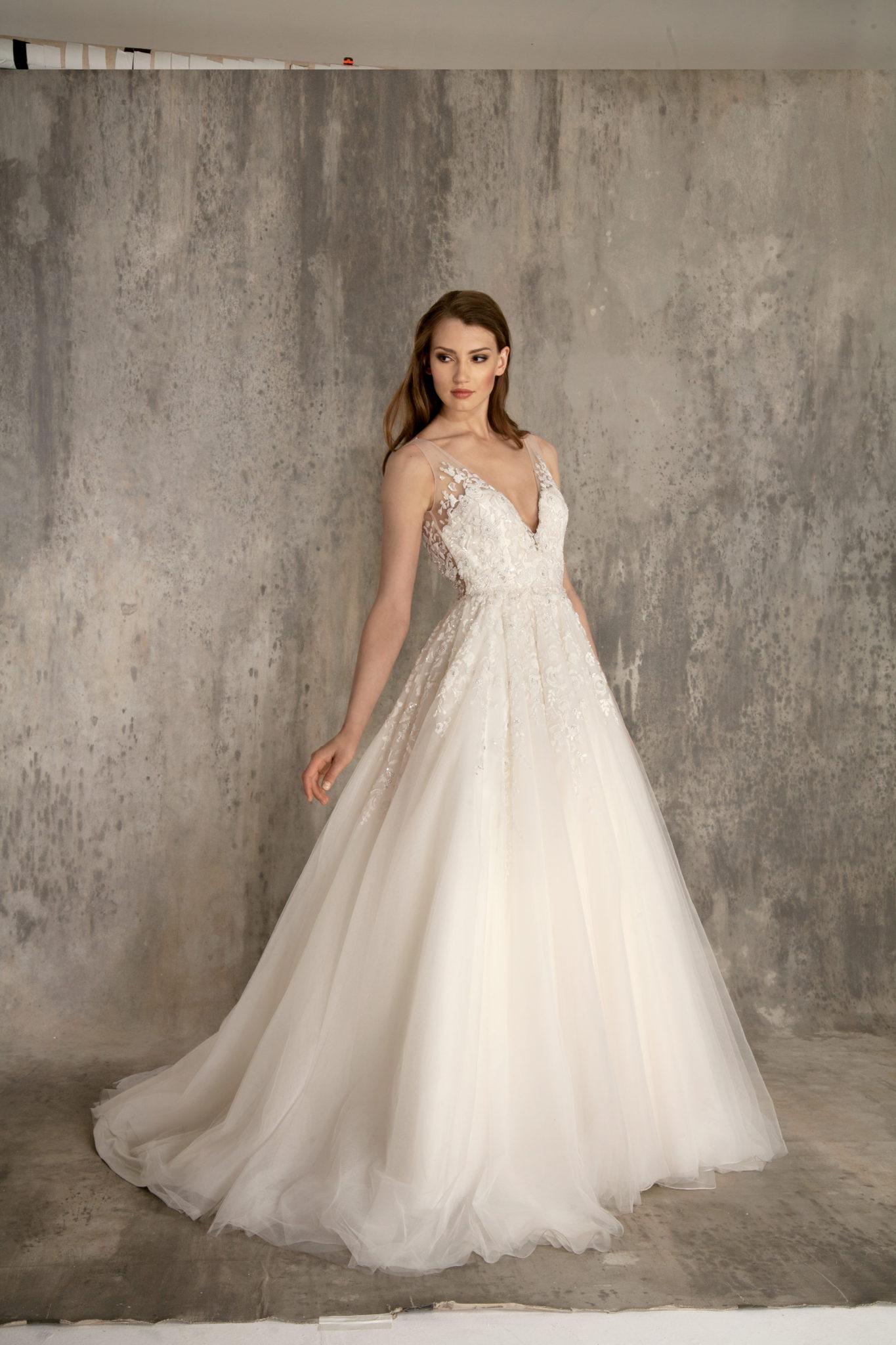 A-Line Wedding Dress | Kleinfeld Bridal - photo #2