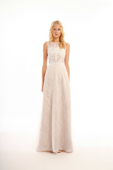 A line wedding dress kleinfeld bridal a line wedding dress by eugenia couture image 1 junglespirit Gallery
