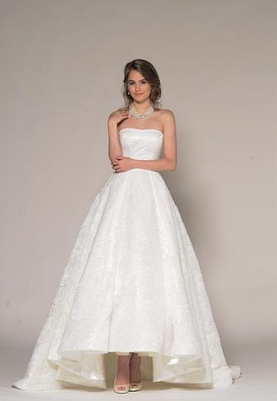 Ball Gown Wedding Dress by Eugenia Couture