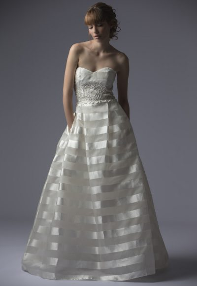 A-Line Wedding Dress by Francesca Miranda