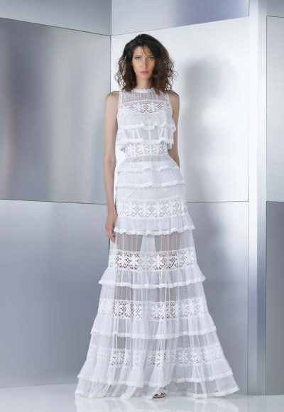 A-Line Wedding Dress by Gemy Maalouf