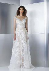 A-Line Wedding Dress by Gemy Maalouf - Image 1