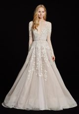 A-Line Wedding Dress by Hayley Paige - Image 1