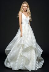 Ball Gown Wedding Dress by Hayley Paige - Image 1