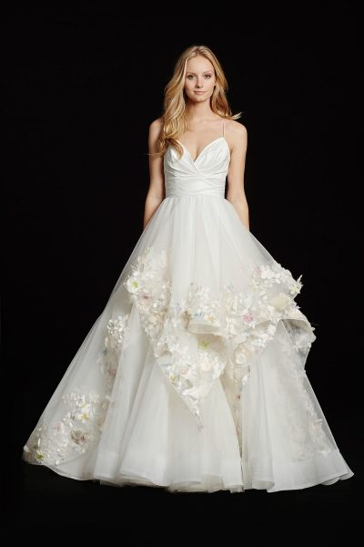 2c4dd782268 Ball Gown Wedding Dress by Hayley Paige - Image 1