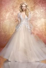 Romantic Ball Gown Wedding Dress by Hayley Paige - Image 1