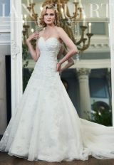 Fit And Flare Wedding Dress by Ian Stuart - Image 1