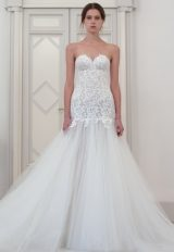 Fit and Flare Wedding Dress by Iris Noble - Image 1