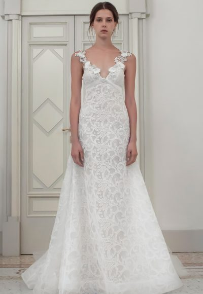 A-Line Wedding Dress by Iris Noble