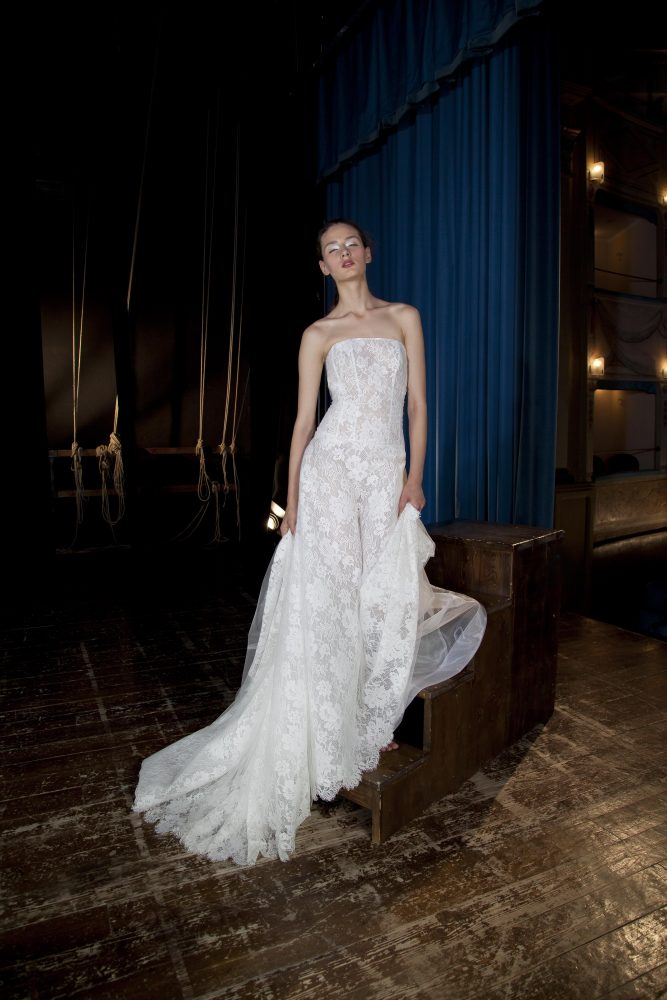 Sheath Wedding Dress - Image 1