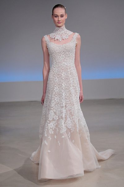 Simple Mermaid Wedding Dress by Isabelle Armstrong - Image 1