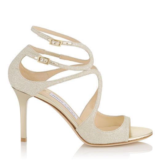 Glittery High Heel Shoe by Jimmy Choo - Image 1