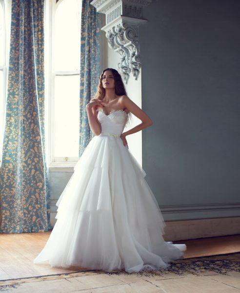 Ball Gown Wedding Dress by Karen Willis Holmes - Image 1