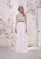 Sheath Wedding Dress by Karen Willis Holmes - Image 1