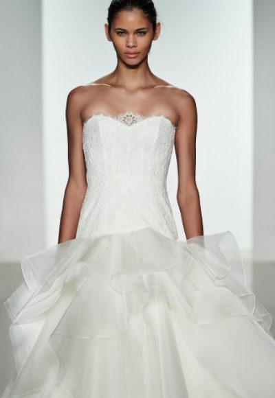 Ball Gown Wedding Dress by Kenneth Pool