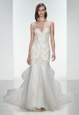 Fit And Flare Wedding Dress by Kenneth Pool - Image 1