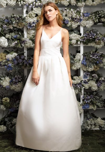 Ball Gown Wedding Dress by Lakum