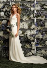 Sheath Wedding Dress - Image 1