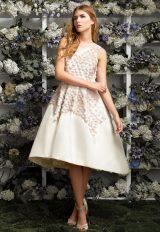 Short Wedding Dress by Lakum - Image 1