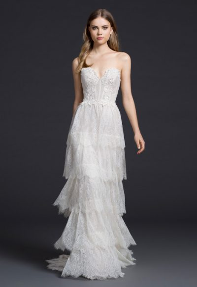 A-Line Wedding Dress by Lazaro