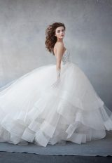 Ball Gown Wedding Dress by Lazaro - Image 1