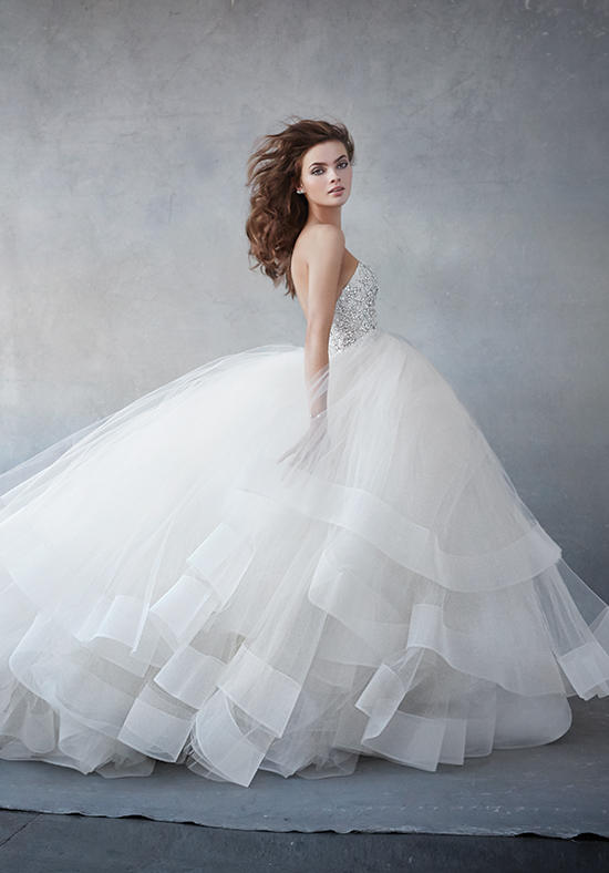 Ball gown wedding dress kleinfeld bridal ball gown wedding dress junglespirit Images
