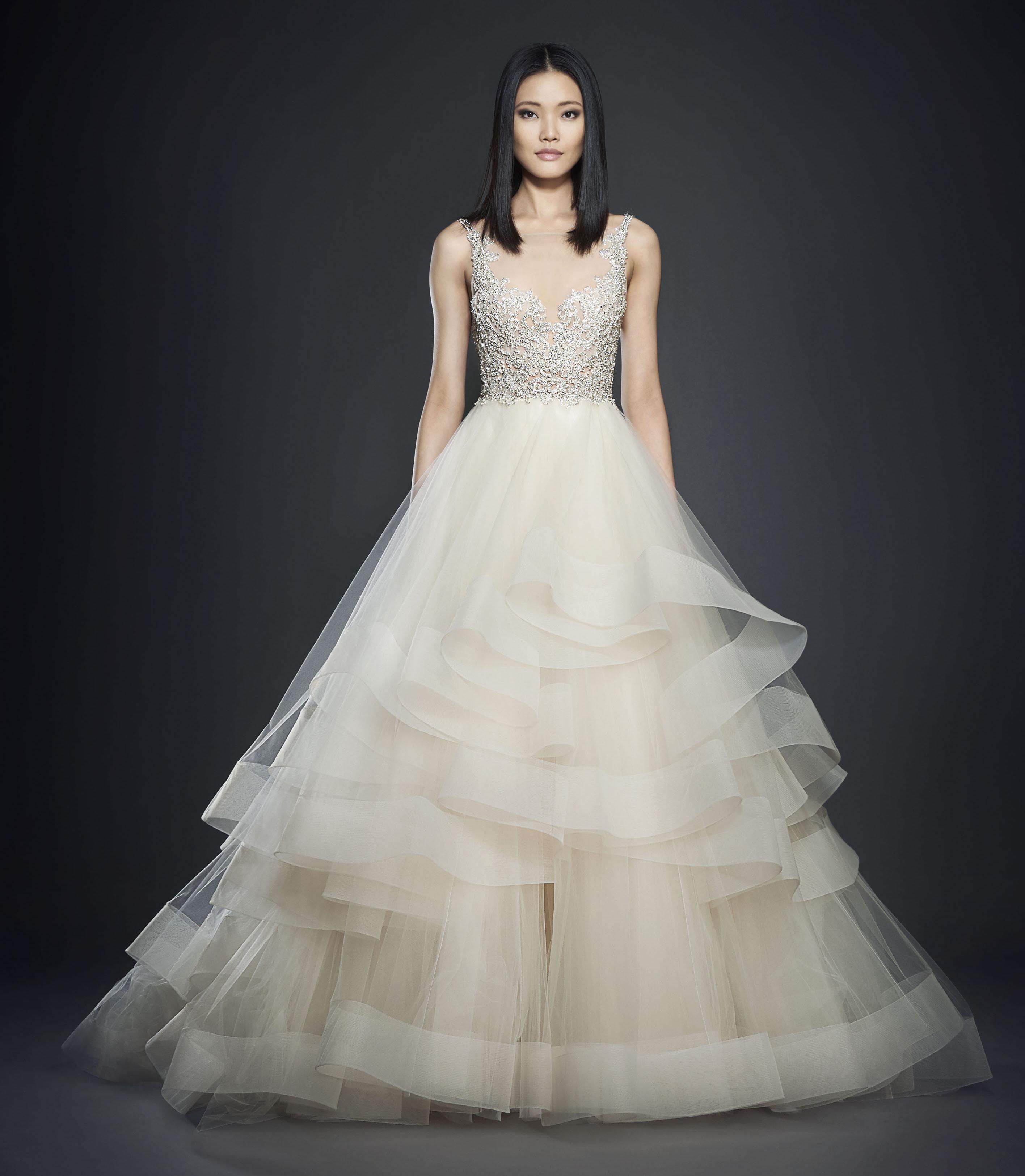 Wedding Dresses Ball Gowns: Romantic Ball Gown Wedding Dress