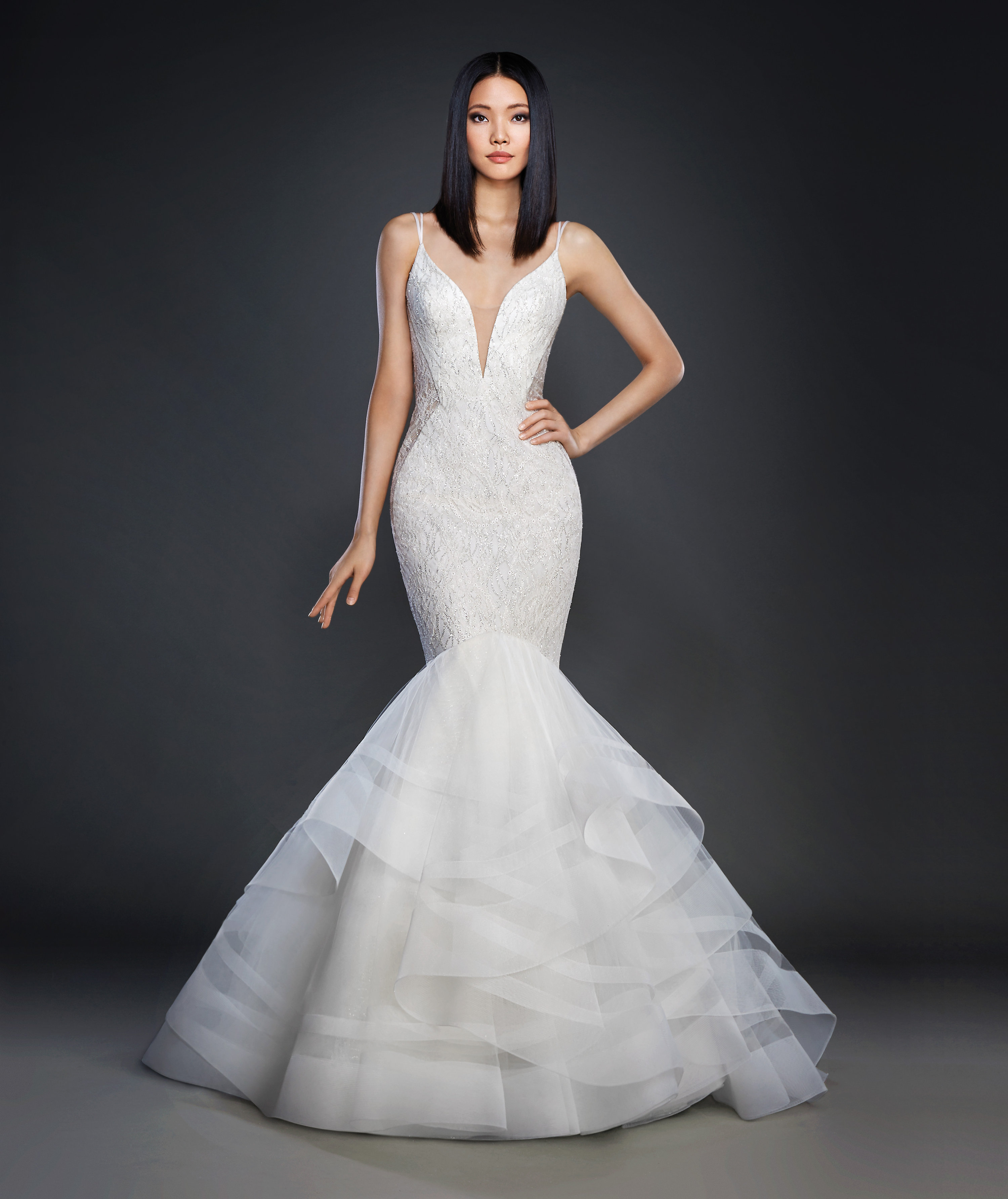 Women's Sexy Mermaid Wedding Dresses