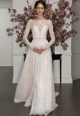 A-Line Wedding Dress by LEGENDS Romona Keveza - Image 1
