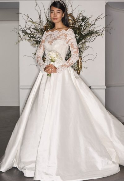 A-Line Wedding Dress by LEGENDS by Romona Keveza