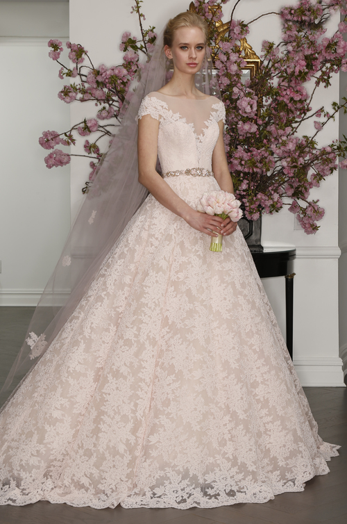 Ball gown wedding dress kleinfeld bridal junglespirit Image collections
