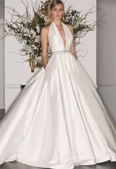 Ball Gown Wedding Dress by LEGENDS by Romona Keveza