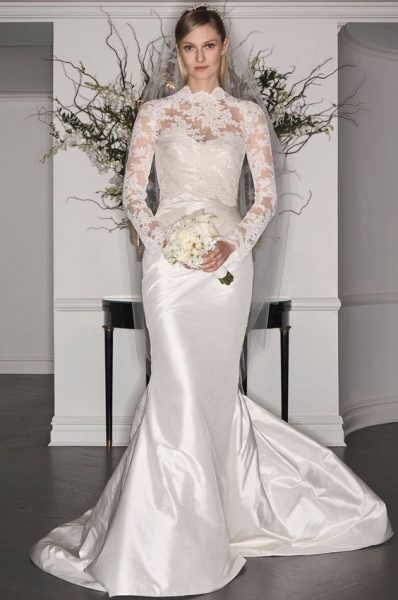 Mermaid Wedding Dress by LEGENDS by Romona Keveza - Image 1